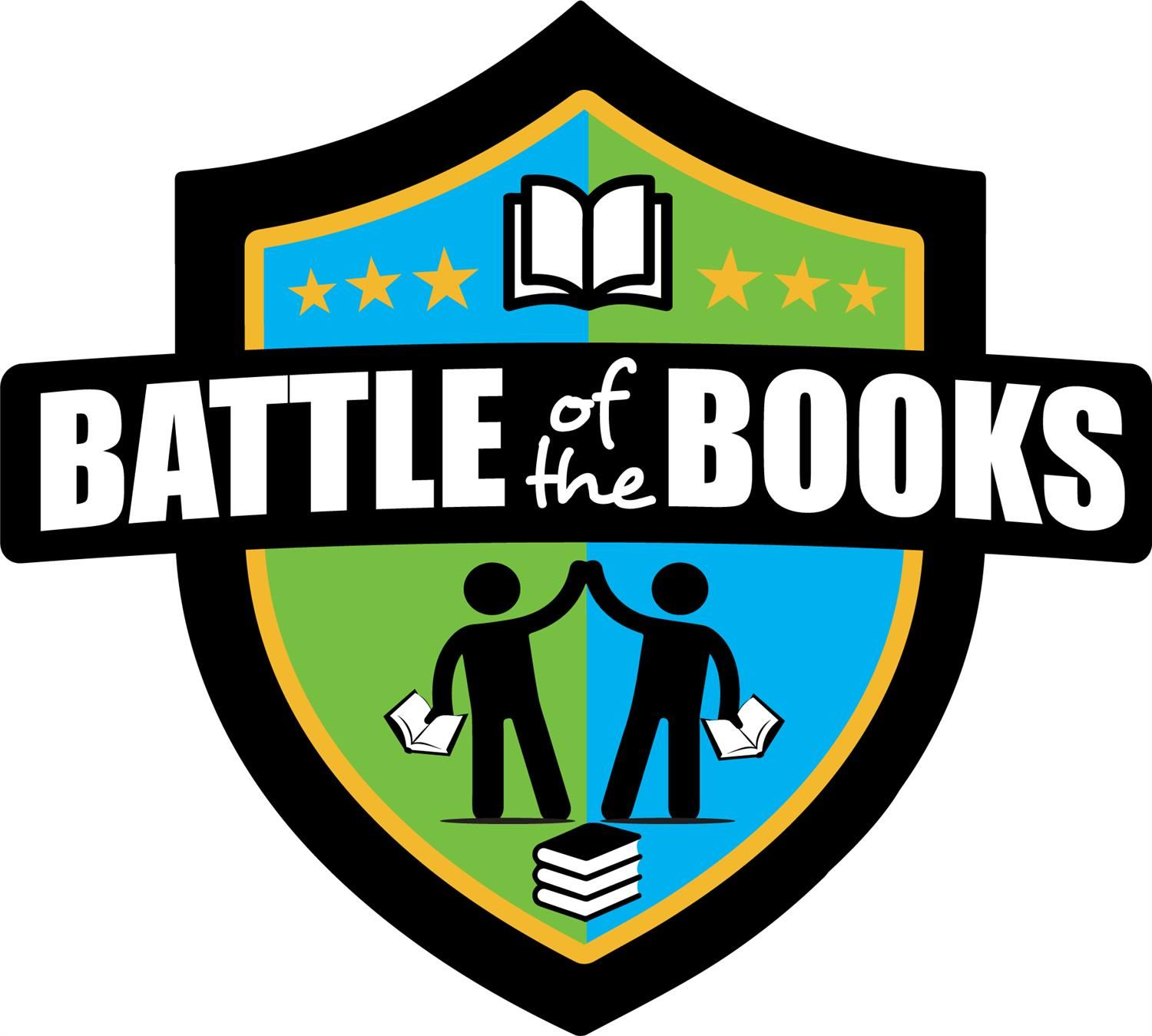 Battle of the books shield