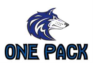 Wolf Head One Pack Logo